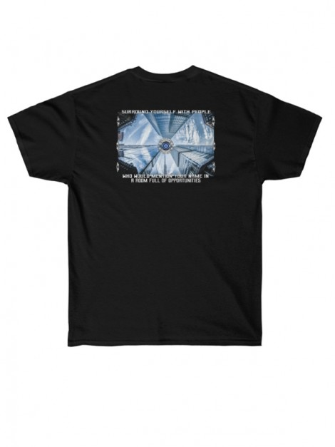 TILTED FRIDAY Keep Your Eyes Open T-Shirt